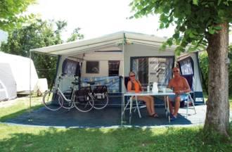 Campeggiare in bassa stagione