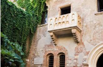 ROMEO AND JULIET BALCONY - Verona