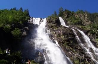 CASCATE NARDIS - Val di Genova