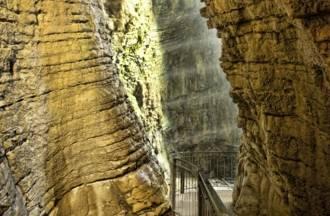 Grotta Cascata Varone - Tenno