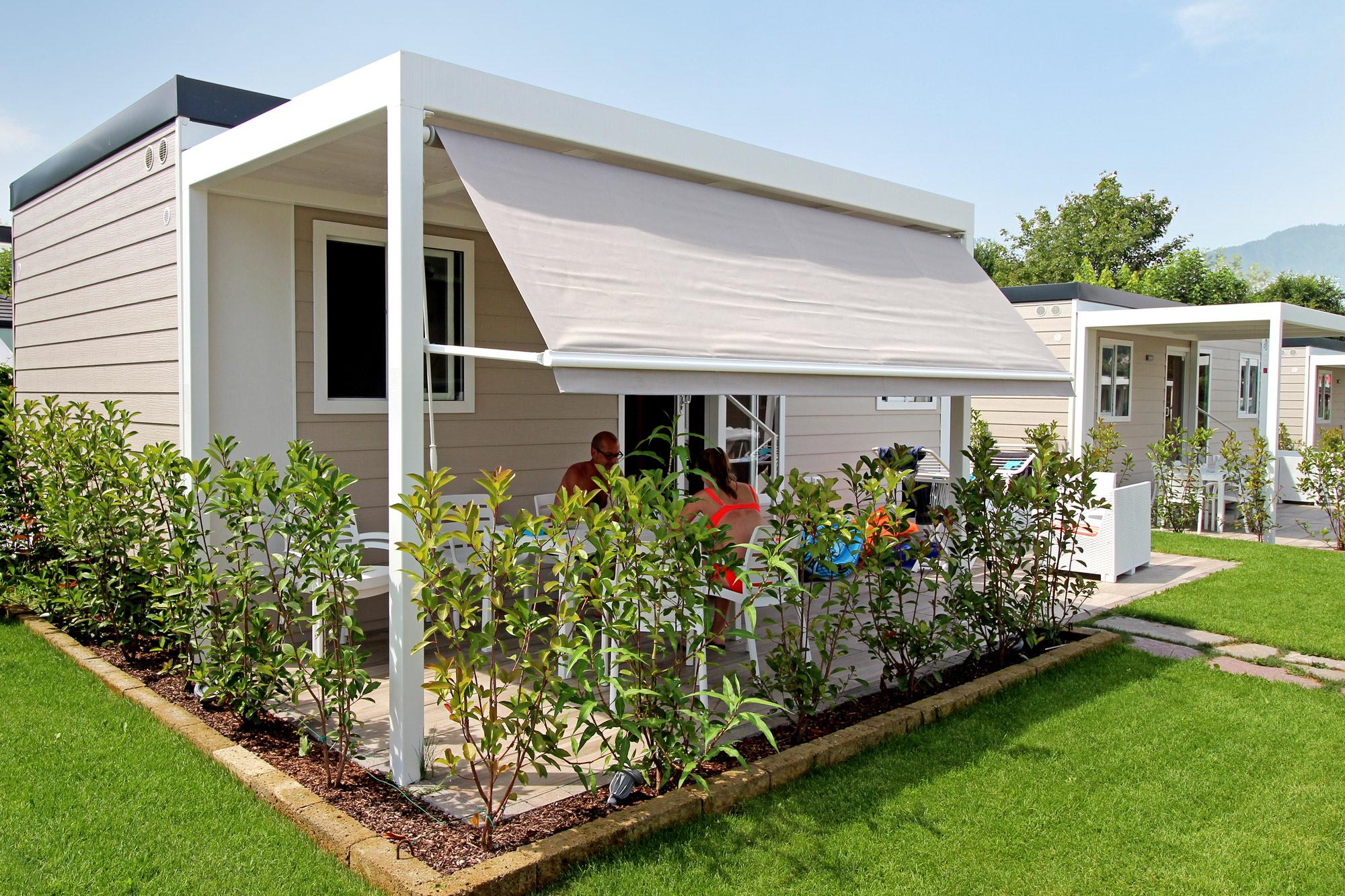 mobilheim mieten garden paradiso camping in cavallino bei. Black Bedroom Furniture Sets. Home Design Ideas